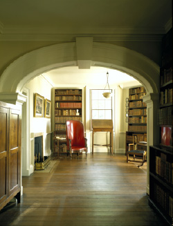 Monticello Book Room